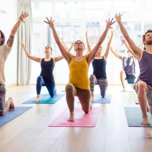 Yogaroom Barcelona Yoga Studio